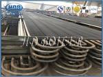 Integrated Or Integral Comb Boiler Fin Tube Flue Gas Desulfuration Short Fin Pitch