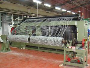 China 8cmx10cm gabion mesh-gabion box, gabion basket gabion machine on sale