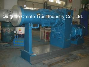 China Silicone Rubber Extruder/Rubber Extruding Machine/Rubber Extrusion Machine on sale