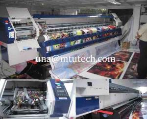China Light-Duty A Konica KM512 Solvent Printer on sale