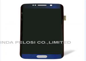 China 5.1 Inch S6 LCD Screen Retina Glass White Black Gold 2560x1440 Pixel AAA Grade on sale