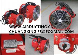 China Industrial Electric  Explosion proof  ventilator Portable Ventilation Fan DIA.300mm on sale