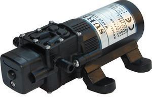 China 12V / 24V electric high pressure DC water pump on sale