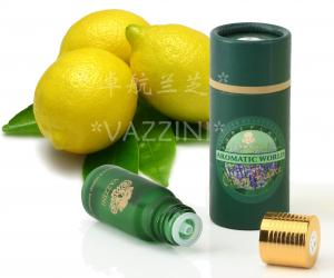 China Vazzini Lemon Pure Essential Oil- water replenishing/whitening / brighten complexion /relieve anxiety/Enhance appetite on sale