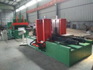 China Corrugated Fin Forming Machine 1600mm Corrugated Band Former Transformer Tank Make on sale