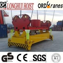 China gantry crane part container spreader/High Quality spreader/container lift spreader on sale