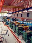 Cut To Length 12M Hot Rolling Machine With Hydraulic Billet Pusher Grouping