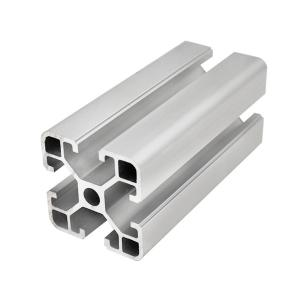 China Building kit system T slot 40x40mm industrial aluminum extrusion 4040 aluminum profile on sale