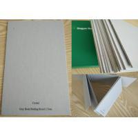 Unbleached Grade AA Full Grey Book Binding Board for Hardcover / Desk Calendar