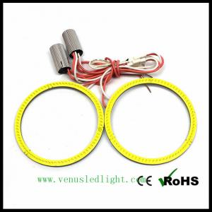 China 2x 9V-30V 120mm 144leds Car COB Led Angel Eyes Halo Ring Light Fog B144 on sale
