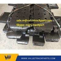 Track Shoe Track Pad Track Plate For Hitachi KH180-3 Cranes