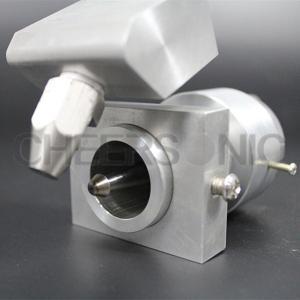 China Customized Nano Coating Spray Ultrasonic Atomizer Nozzles 40-120KHZ Frequency on sale