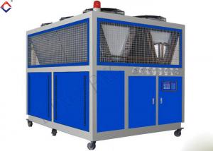 China Low temperature Air Cooled Industrial Chiller 60HP for Construction on sale