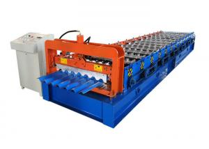 China roofing panel aluminum galvanized steel cold Sheet Metal Roll Forming Machines on sale