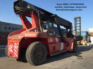 China Unloading Machine Used Container Handler 10050 * 4150 * 3070 Mm Dimensions on sale