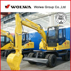 China Best price less fuel consumption used excavator for sale on sale