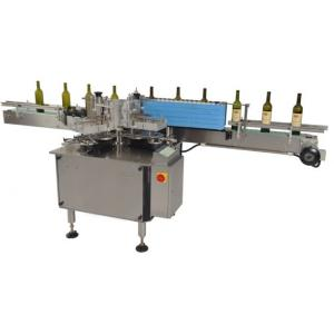China 400w Automatic Single Side Self adhesive Sticker Labeling Machines Eequipment for Bottles on sale