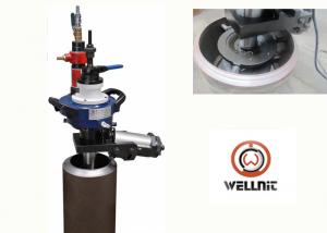 China Top Rated Automatic Pneumatic Pipe Beveler Inside Mounted Compact Design on sale