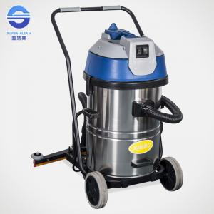 China Heavy Duty Water Based Carpet Vacuum Cleaner 60L 2000W with Squeegee on sale