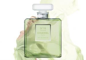 China Fashion designer big brand C-hanel NO.19 lady perfume 50ML yellow green colour high grade on sale