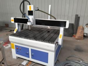 China 3d Cnc Wood Carving Machine / router cutter used for Furniture industries on sale