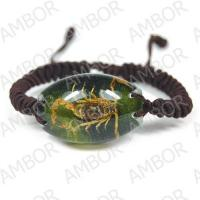 Fashion Jewelry,Unique Design Men-made Amber