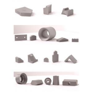 China El carburo de tungsteno de encargo del ODM del OEM moldea, componente, partes movibles, piezas desgaste-resistentes on sale