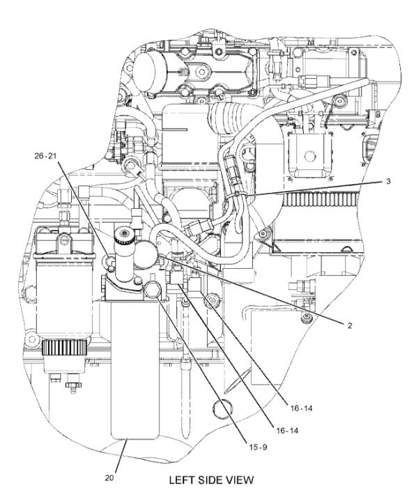 34 Cat Pump Parts Diagram
