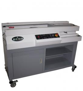 China 420mm Book Binding Machine A3 Perfect Book Binding Cutting Machine Without Side Glue on sale