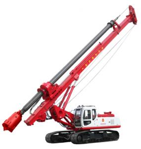 China SQR15 Rotary Drilling Rig on sale