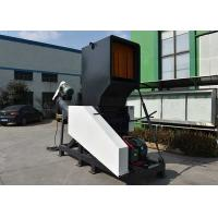 China 75kw/18.5kw Plastic Crushers Recycling , Rotary Knife Number 6 Pet Crusher Machine on sale