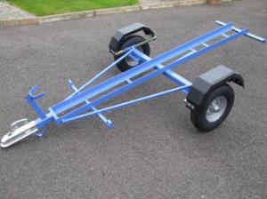 China bicycle cargo trailer on sale
