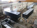 60000L Liquid Asphalt Storage Tanks Bitumen Heating Tank  Standard 40HQ Size