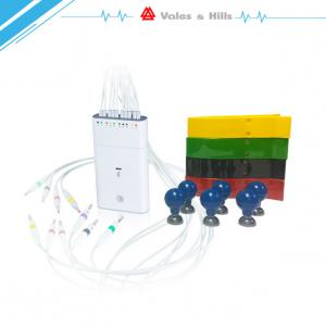 China Mini Mobile 12 Channel Medical Resting ECG Machine ECG Monitoring Device on sale