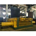 Bloque redondo del embalaje de la presión del cilindro del pedazo de la máquina hidráulica principal doble de la prensa