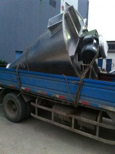 China SS Screw High Speed Mixer Machine / Dry Powder Mixer Machine on sale