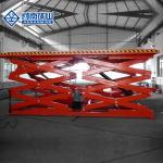 Stable Hydraulic Scissor Lift Tables , Durable Hydraulic Scissor Lift Trolley