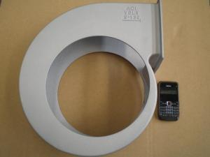 China Custom Precision Aluminum Sand Casting CNC Machining Parts Gravity Casting on sale
