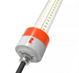 China IP66 LED Tube Series (  T8 LED Tube Rotating End Cap Series )WP4E-T8-20W-D/WP6E-T8-28W-D/WP6E-T8-28WH-D on sale