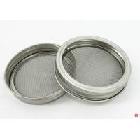 Food Grade Stainless Steel Filter Screen For Making Organ Sprout Seeds