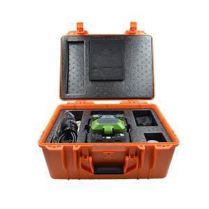 China Portable 5.2Ah 18s 4.3 LCD 64 images Fiber Fusion Splicer on sale
