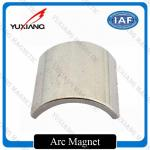 Sintered 38SH Nickel Coated Neodymium Super Magnets Precise Tolerance For Motor