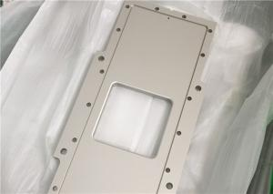 China Mechanical Machined Aluminum Parts / Fabrication Machined Billet 6061sand Blasting on sale