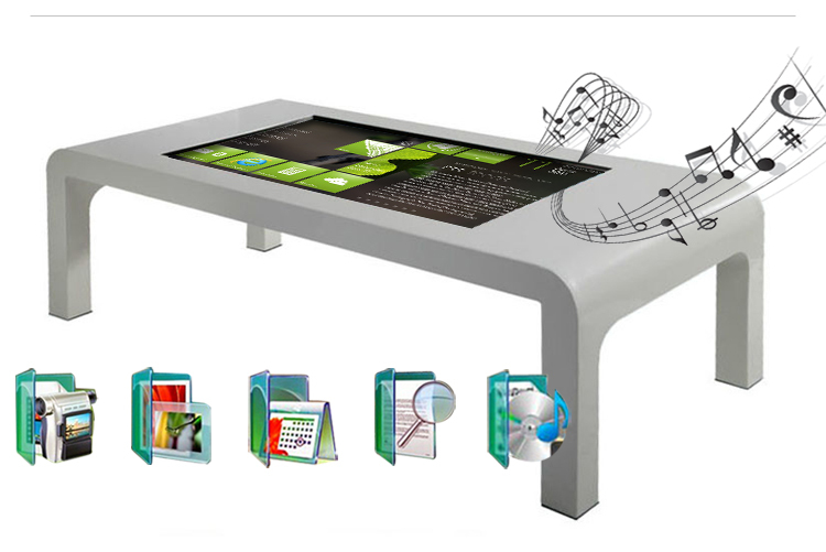 43 Inch PC Multi Touch Table