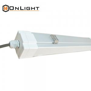 China Spain Hot sale Led Tube IP65 Waterproof Tri-proof Linear Light on sale