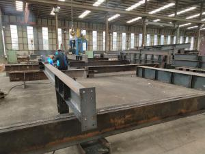 China Q345 or Q235 workshop building steel structure design warehouse on sale
