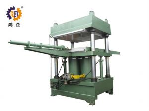 China Four Columns Industrial Hydraulic Press , 800 Ton Hydraulic Press For Metal Parts on sale