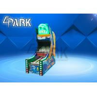 China Dolphin Bowling rolling balls Game EPAKR kids Funny Sports playground coin operated machine on sale