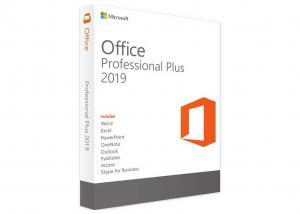 China Windows 10 Microsoft Office 2019 Versions Product Key For Individuals / Medium Sized Businesses on sale