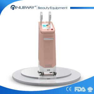 China 640nm -1200nm shr IPL Beauty Machine For Comedo, Acne Scars Removal, Hair Removal on sale